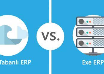 Web (Bulut) Tabanlı ERP vs Exe (On Premise) ERP